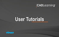 CADLearning User Tutorials