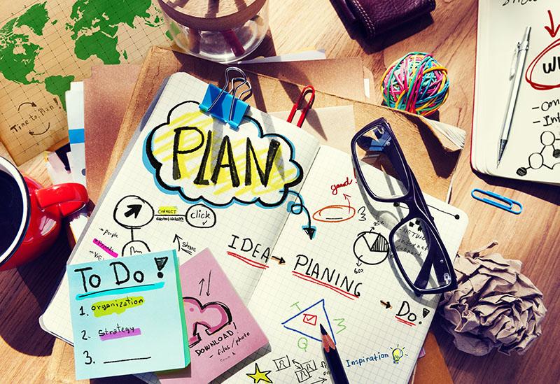 Planning week!