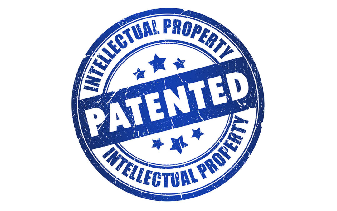 We Have Ourselves a Patent!