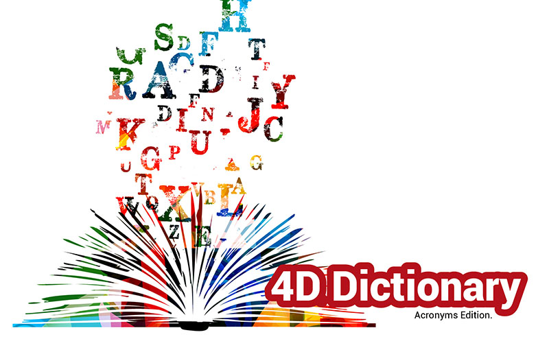 Do you know your 4D Acronyms?