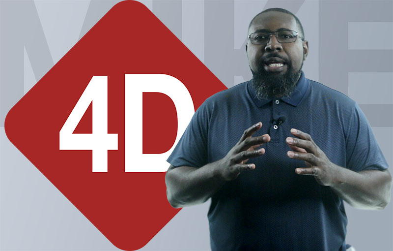 Introducing the New Face of 4D