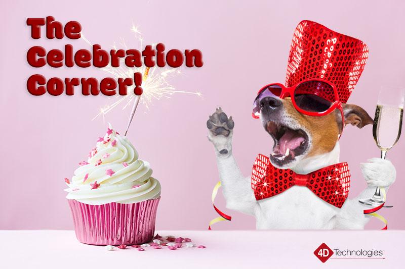 September Birthday's & Work Anniversaries