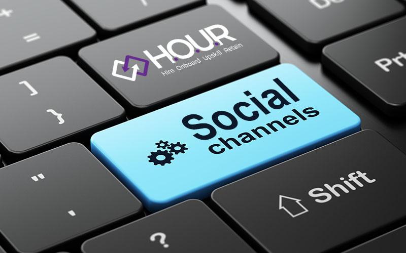 New Social Channels